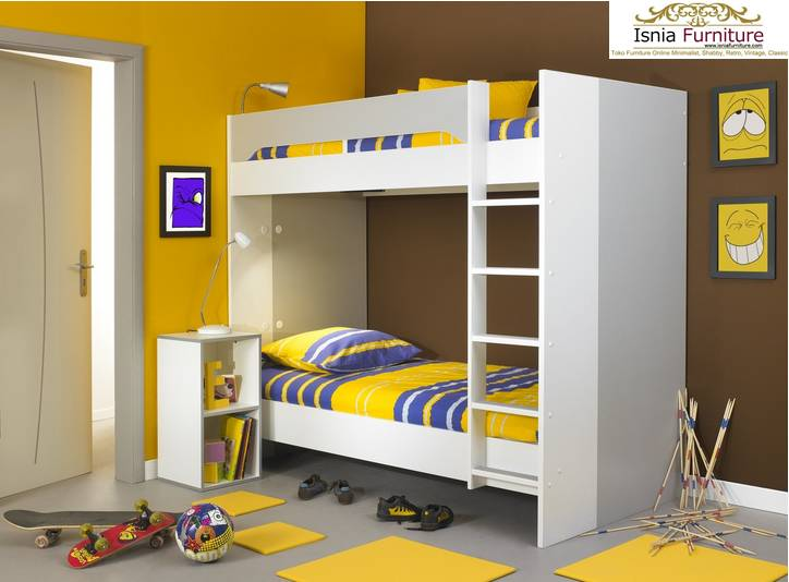 Dipan-Tingkat-Anak-Simple-Yellow Dipan Tingkat Anak Simple Yellow