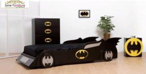 Kamar Set Anak Karakter Batman