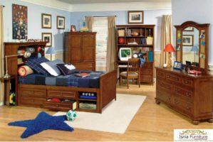 Kamar Set Anak Minimalis Star