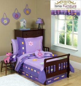 Tempat Tidur Anak Perempuan Minimalis Modern