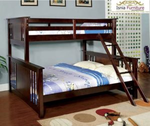 Tempat Tidur Tingkat Anak – Anak Jati