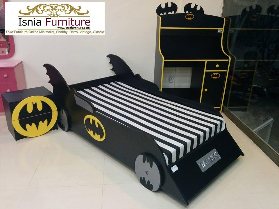 harga-murah-kamar-set-anak-model-batman Kamar Set Anak Karakter Batman
