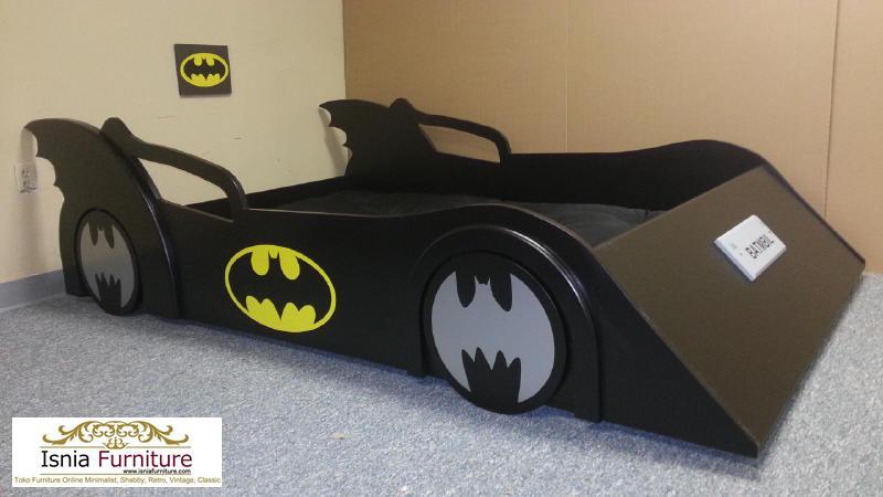 jual-tempat-tidur-anak-laki-laki-batman-murah Kamar Set Anak Karakter Batman