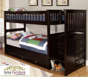 Tempat Tidur Anak Tingkat Trend Terbaru