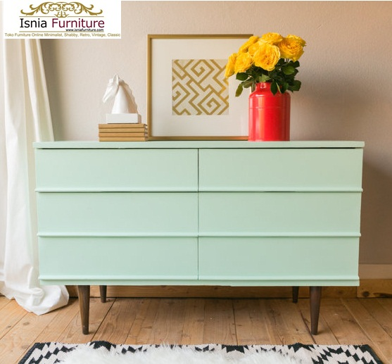 Dresser-Anak-Modern-Bahan-Kayu-Berkualitas-Biru Dresser Anak Modern Bahan Kayu Berkualitas
