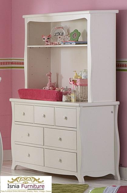 Dresser-Anak-Modern-Bahan-Kayu-Berkualitas-Unik Dresser Anak Modern Bahan Kayu Berkualitas