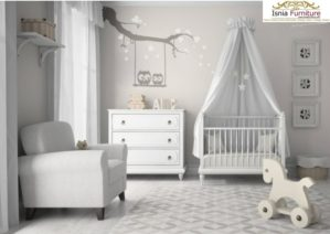 Kamar Tidur Bayi Teraman Dengan Model Terbaru
