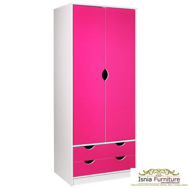 Almari Anak Light Pink