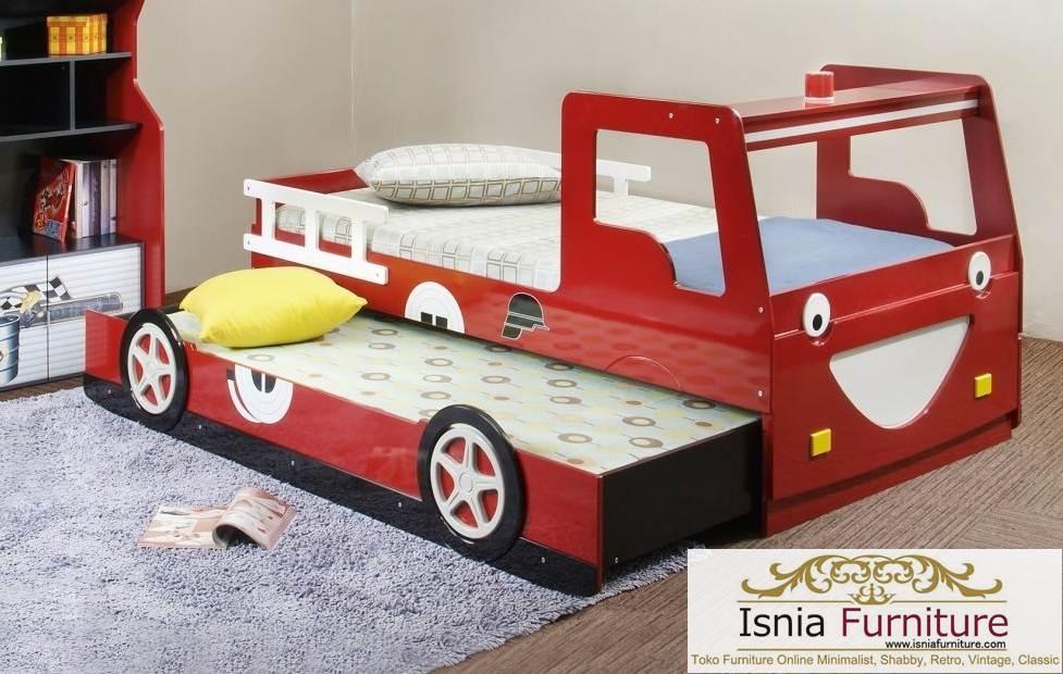 tempat-tidur-sorong-anak Tempat Tidur Anak Sorong Karakter