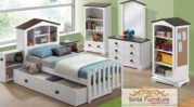 Kamar Set Anak  Bekasi Tipe Rumah Unik