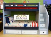 Tempat Tidur Anak Tingkat Laki Laki