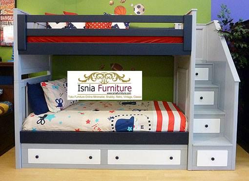 Tempat-Tidur-Anak-Tingkat-Laki-Laki Tempat Tidur Anak Tingkat Laki Laki