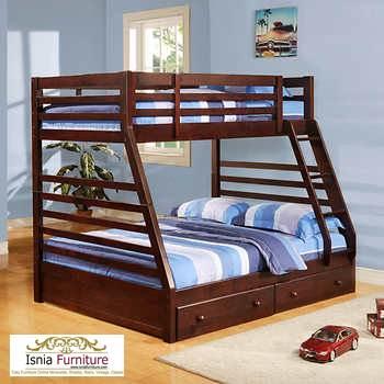 harga-murah-tempat-tidur-tingkat-laki-laki-jati 49 Tempat Tidur Tingkat Kayu Minimalis | JUAL HARGA MURAH