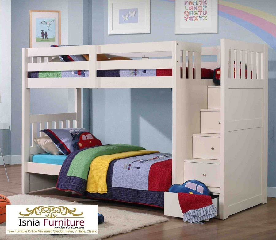 jual-tempat-tidur-tingkat-anak-laki-laki 49 Tempat Tidur Tingkat Kayu Minimalis | JUAL HARGA MURAH