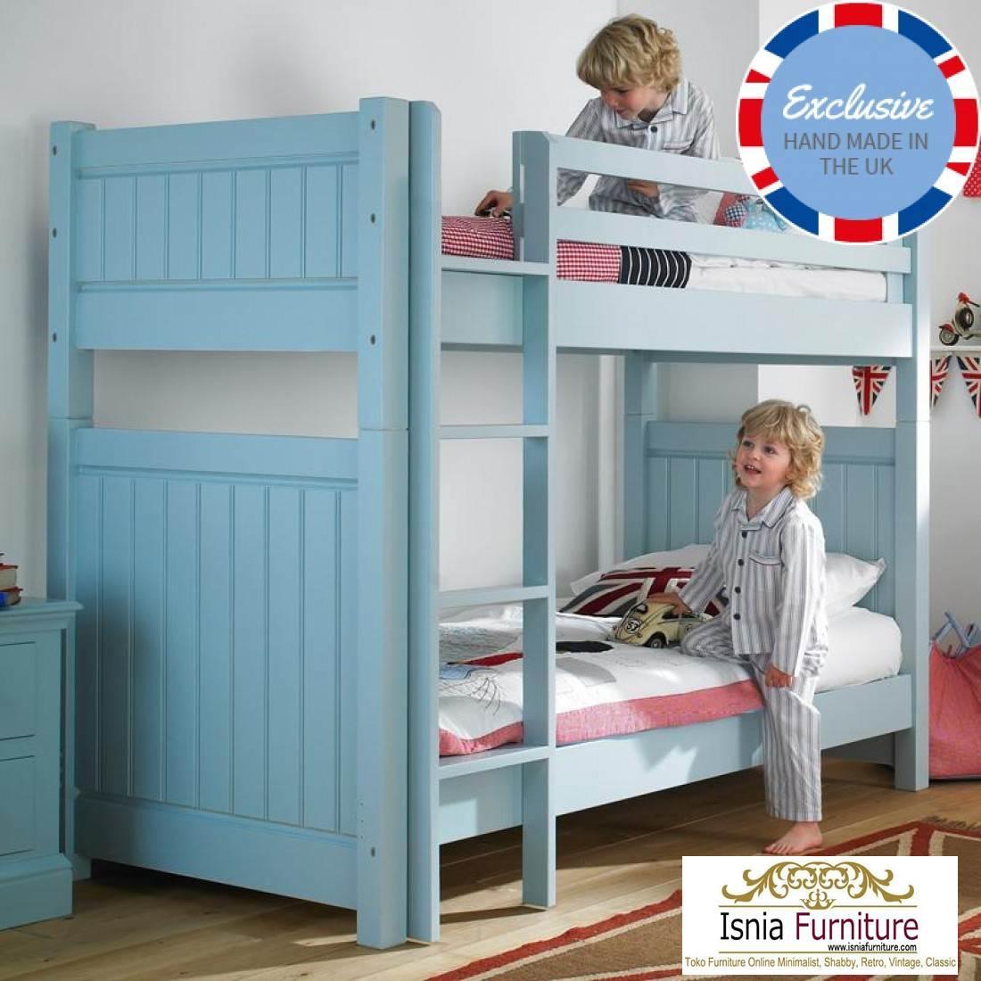tempat-tidur-tingkat-anak-laki-laki-kembar Model Tempat Tidur Anak Tingkat Modern Minimalis Untuk Laki Laki