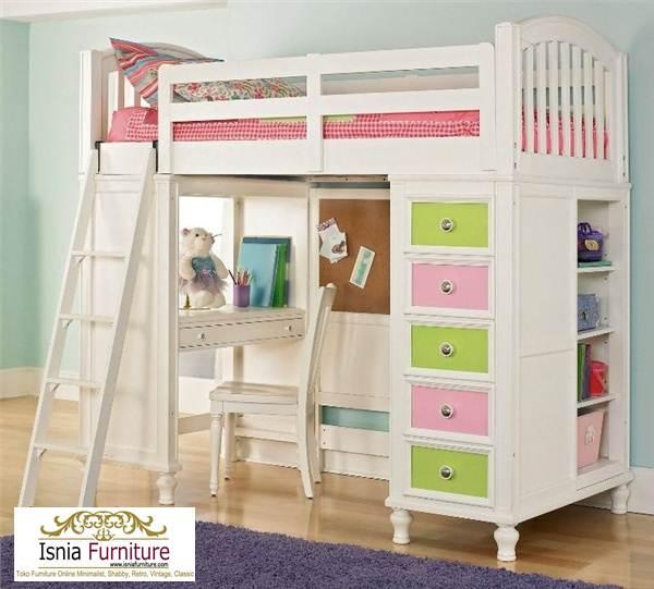 tempat-tidur-tingkat-untuk-anak-perempuan Tempat Tidur Tingkat Anak Perempuan