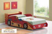 Tempat Tidur Paling Unik Bentuk Mobil Untuk Anak Laki Laki