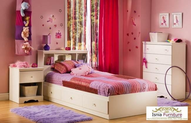 Kamar-Set-Anak-Perempuan-Laci-Bawah Kamar Set Anak Perempuan Laci Bawah