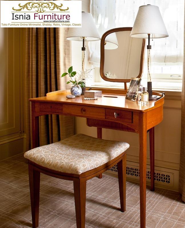 dresser-minimalis-vannity Dresser Anak Kayu Jati Model Vanity Terbaru