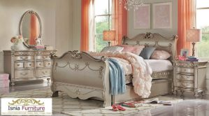 Tempat Tidur Anak Sorong Mewah