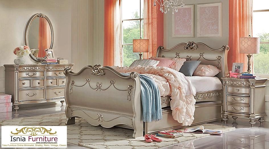 tempat-tidur-anak-sorong-mewah Tempat Tidur Anak Sorong Mewah