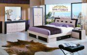 Jual Set Kamar Tidur Kota Medan Minimalis Modern