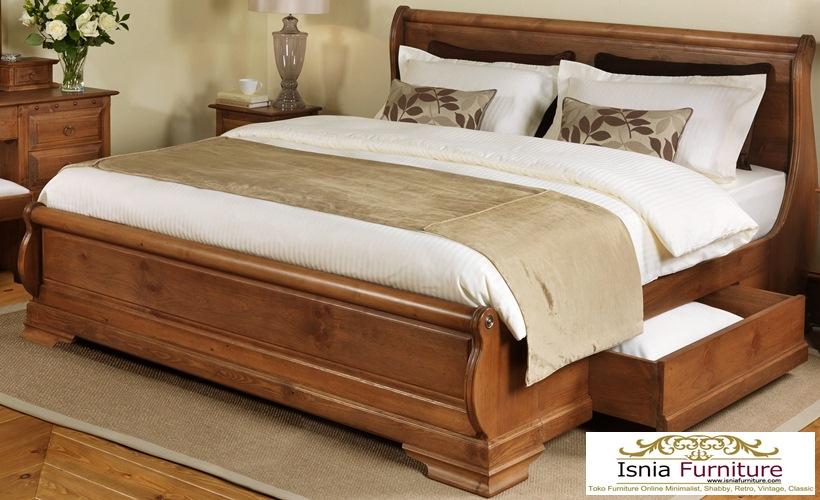 tempat-tidur-kayu-minimalis-denagn-laci-penyimpanan Tempat Tidur kayu Minimalis Dengan Laci Penyimpanan