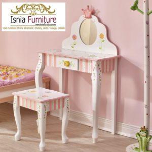 meja-rias-anak-magelang-minimalis-300x300 Jual Meja Rias Anak Magelang Duco Minimalis With Stool