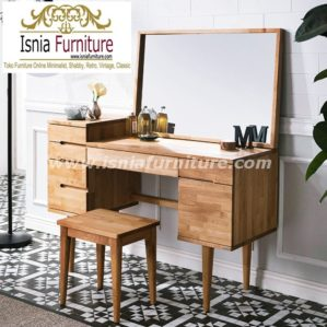 Jual Meja Rias Model Dresser Jati Klasik Murah Terlaris