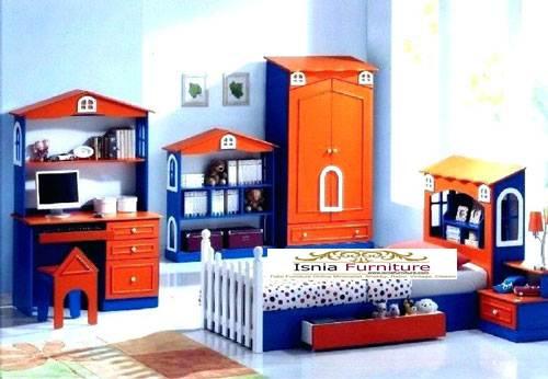 Desain Kamar Set Anak Laki Laki Minimalis Modern