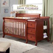 Jual Box Bayi Baby Tafel Kayu Jati Berlaci Minimalis Kota Kediri