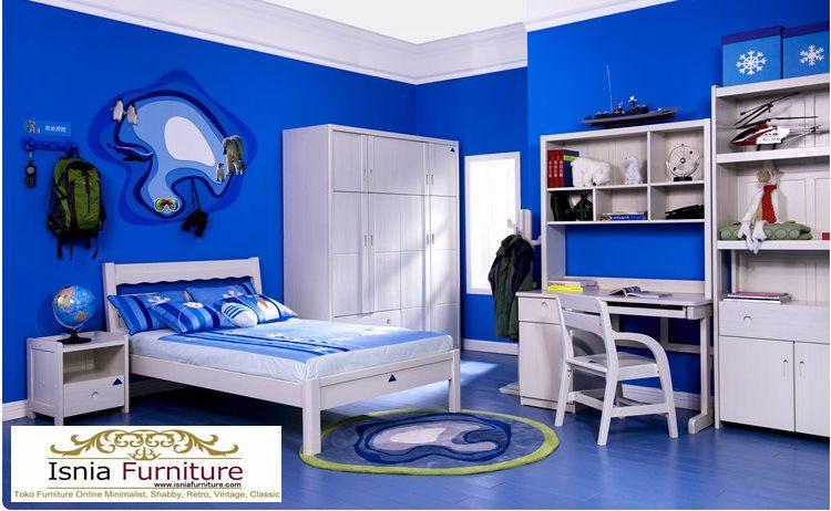 set-kamar-anak-minimalis-laki-laki-remaja Set Kamar Tidur Minimalis Anak Remaja Laki-Laki Modern