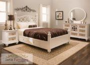 Jual Set Tempat Tidur Anak Perempuan Remaja Klasik Minimalis