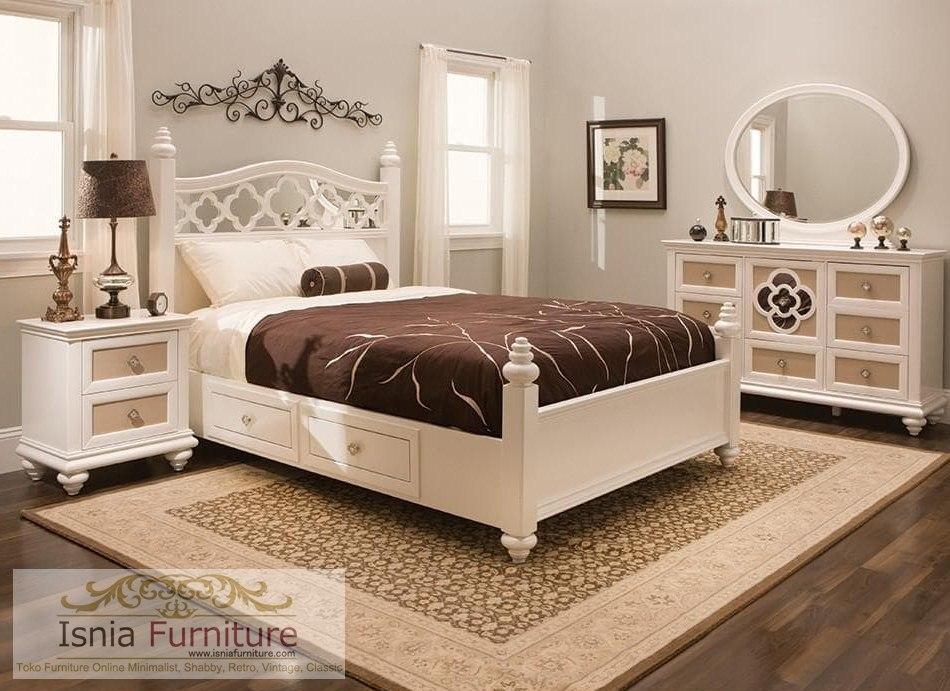 set-kamar-anak-perempuan-remaja-1 Jual Set Tempat Tidur Anak Perempuan Remaja Klasik Minimalis