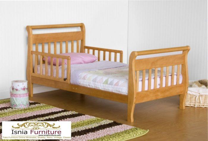 dipan-anak-kayu-jati-700x473 Jual Dipan Tidur Anak Malang Kayu Model Minimalis Modern Terlaris