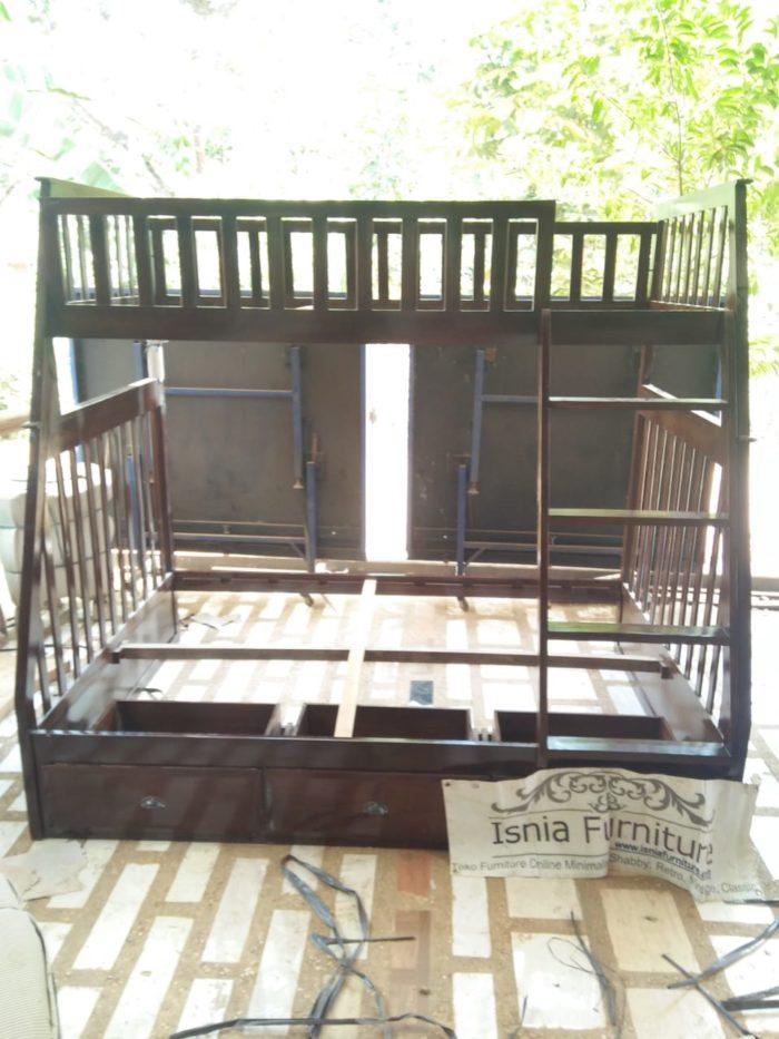 tempat-tidur-anak-tingkat-kayu-minimalis-700x933 Jual Tempat Tidur Anak Tingkat Kayu Minimalis Model Laci