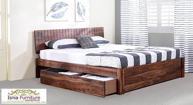 tempat-tidur-sorong-kayu-jati Jual Tempat Tidur Sorong Kayu Jati Solid Model Minimalis