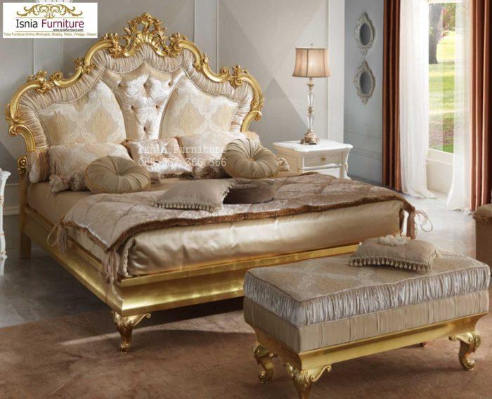 tempat-tidur-mewah-klasik-ukir-gold-700x568 Dipan Tempat Tidur Mewah Kayu Ukir Gold Desain Klasik