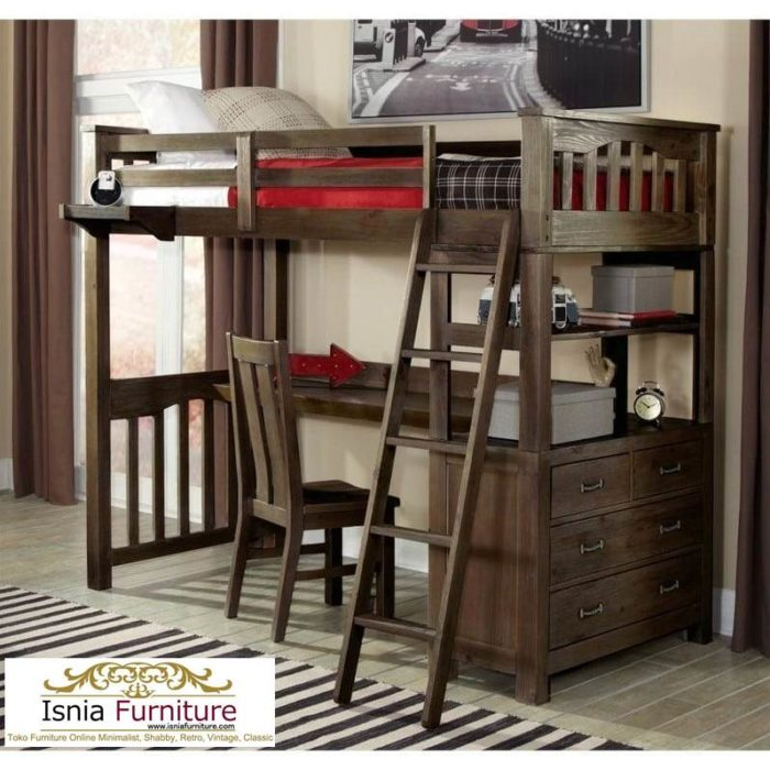tempat-tidur-tingkat-dengan-meja-belajar-700x700 Jual Model Tempat Tidur Tingkat Bawahnya Meja Belajar