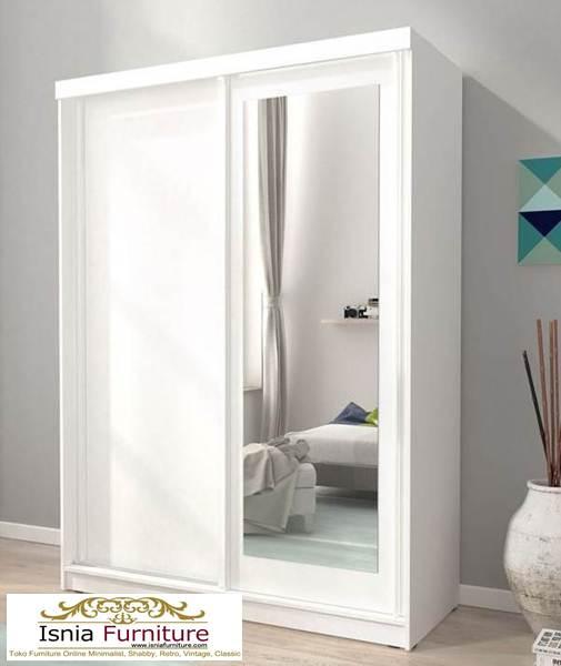lemari-pakaian-2-pintu-sliding-duco Model Lemari Pakaian 2 Pintu Kayu Jati Sliding Kaca Terlaris