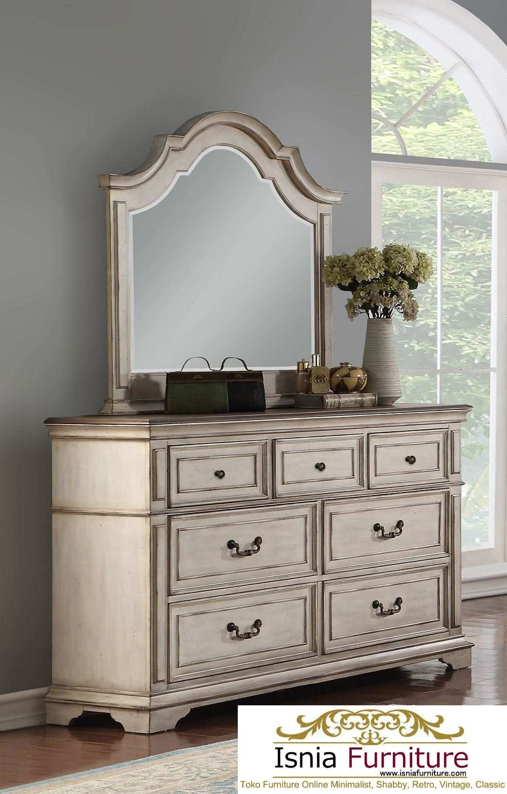 Jual Dresser Desain Modern Dengan Cermin