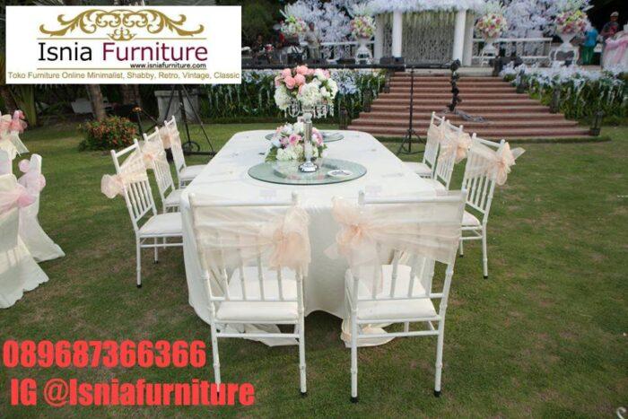 kursi-tiffany-pesta-700x467 Jual Kursi Cafe Tiffany di Semarang Harga Murah