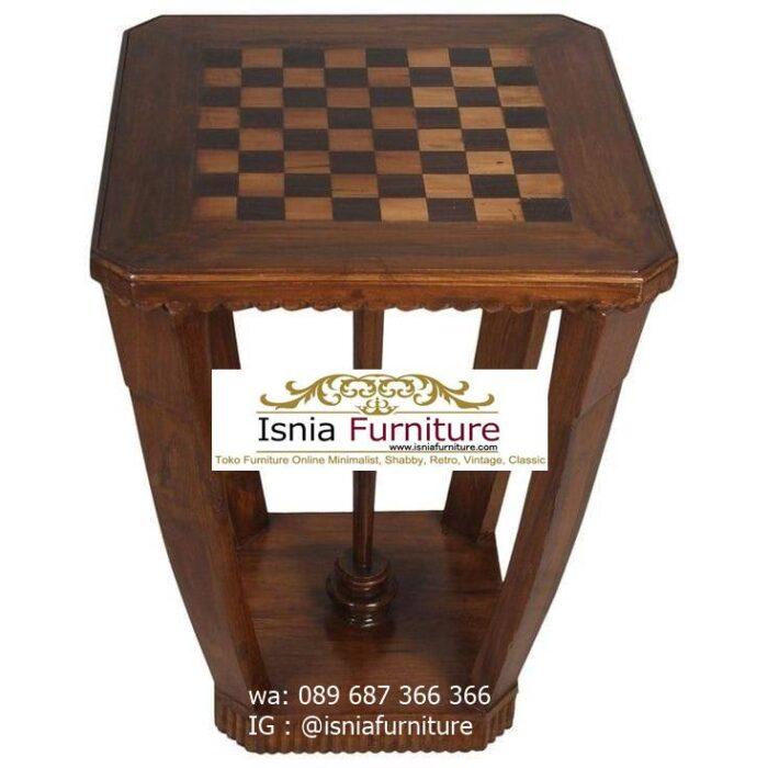 meja-papan-catur-jati-harga-murah-700x700 Meja Papan Catur Kayu Jati Minimalis Solid Terlaris