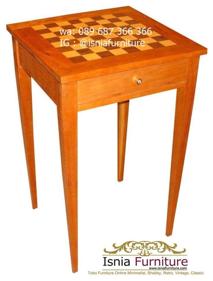 meja-papan-catur-jati-kualitas-terbaik-murah-700x922 Meja Papan Catur Kayu Jati Minimalis Solid Terlaris