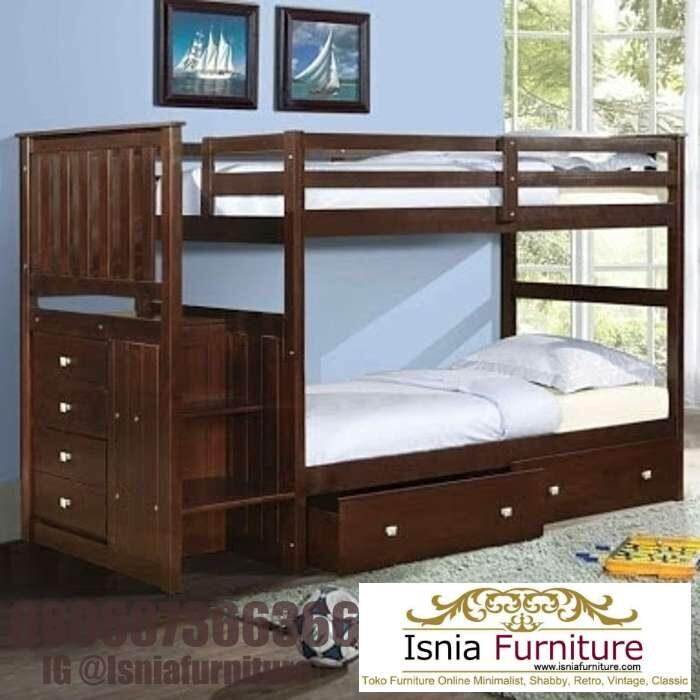 tempat-tidur-tingkat-700x700 Tempat Tidur Tingkat Kayu Jati