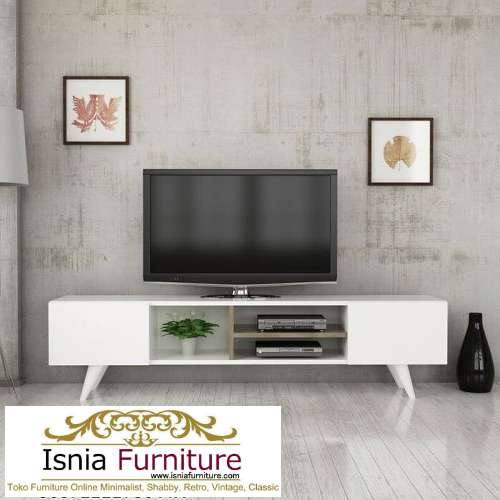tv Meja Tv Murah Warna Putih