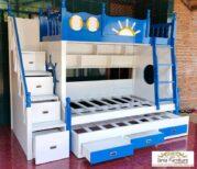 Jual Tempat Tidur Tingkat Minimalis Untuk Anak