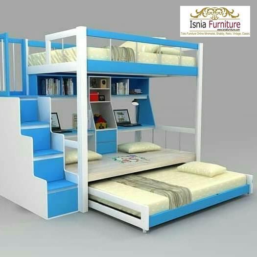 tempat-tidur-tingkat3 Jual Tempat Tidur Tingkat Minimalis Untuk Anak