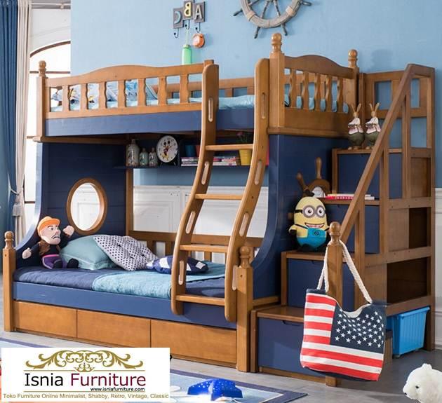 tempat-tidur-tingkat4 Jual Tempat Tidur Tingkat Minimalis Untuk Anak