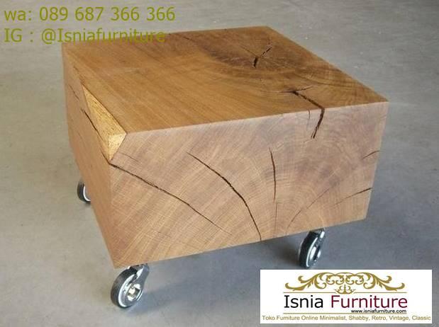 kursi-balok-kayu-trembesi-bentuk-kotak-dari-kaki-roda Jual Kursi Balok Kayu Trembesi